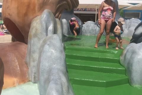 piscina infantil tematizada