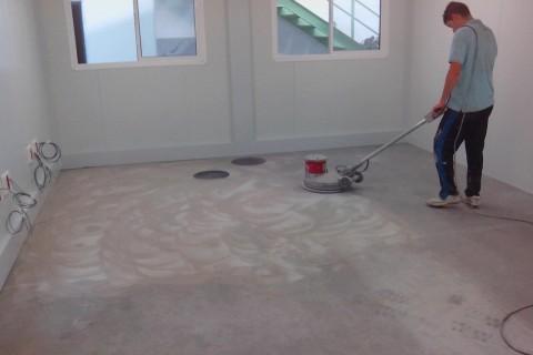 suelo antipolvo lijado